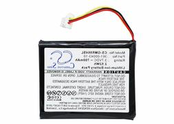 VINTRONS 010-01069-01 Replacement Battery  for Garmin Delta,