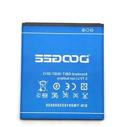 100% New DOOGEE X5 <font><b>Battery</b></font> 2400mAh <font