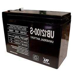 Universal Power Group 12V 10AH SLA Battery Replacement Tonka