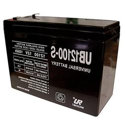 Universal Power Group 12V 10AH SLA Battery Replacement for H