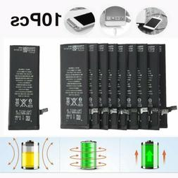 10Pcs 1810mAh Li-ion Internal Battery Replacement Cell Phone