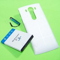 11000mAh Extended Replacement Battery Back Hard Cover Pen fo