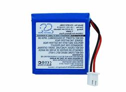 VINTRONS Replacement Battery  For SAFESCAN 135i, 145ix,