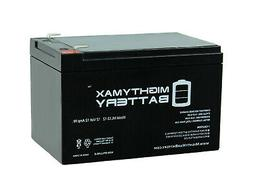 Mighty Max Battery 12V 12AH Replacement Battery for Enduring