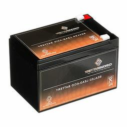 12V 12ah SLA Replacement Battery for Kid Trax Fire Truck  Ri