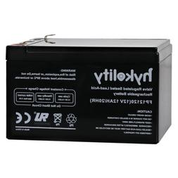12V 12AH SLA Battery Replacement For Pride Mobility GoGo Sco