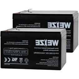 12V 12AH SLA Rechargeable Battery Replace UB12120 EXP1212 6F