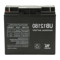UPG 12V 18AH SLA REPLACEMENT BATTERY FOR VISION CP12180
