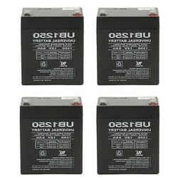 Universal Power Group 12V 5AH SLA Battery Replacement for UB