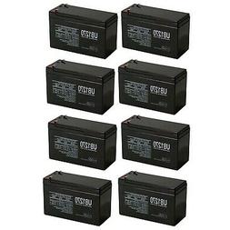 Universal Power Group 12V 7Ah SLA Battery Replacement for AP