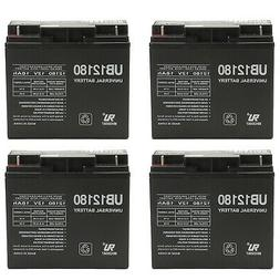 12V 18AH Replacement Battery for EW72 Mobility Scooter Wheel