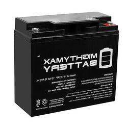 Mighty Max 12V 18AH SLA Replacement Battery for Troy-Bilt ge