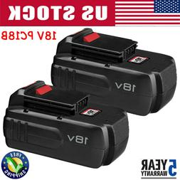 18V 18-Volt NiCD Replacement Battery Pack for Porter Cable P