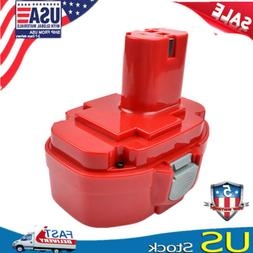 18V 3.0AH Ni-MH Replacement Battery for Makita PA18 1822 182