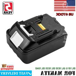 18V 3000mAh Replace Parts Li-ion Battery Power Tools For MAK