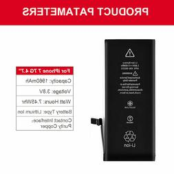 1960mAh Li-ion Replacement Internal Battery Cell Phone For i