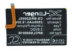1ICP4/59/93 BPCLS00001B Replacement Battery for BLACKBERRY C