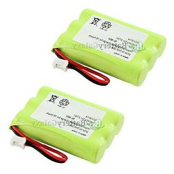 2 Baby Monitor Rechargeable Replacement Battery for Graco 27