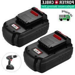 2 Pack 18V NiCd Replacement Battery for Porter Cable 18-Volt