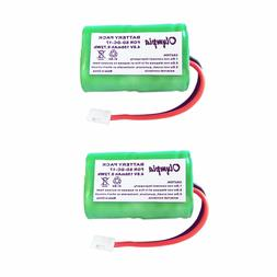 2 Pack SportDog MH120AAAL4GC Battery Replacement Receiver, 4