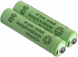 2-Pack Replacement BK-40AAABU Battery for Panasonic Cordless