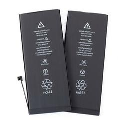 2-pk Battery for Apple iPhone 6 - 1810mAh - 616-0805 - A1549