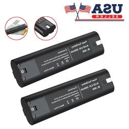 2 x 3.0Ah 9.6 Volt NiMH Replacement Battery for Makita 9000