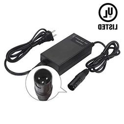 YHWSHINE 24V 2A Scooter Battery Charger for Jazzy Power Chai