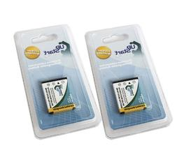2x Pack - Sanyo Xacti VPC-E1500TP Battery - Replacement for