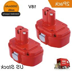 3.0Ah Replace for Makita 18V battery PA18 1834 1823 1833 183