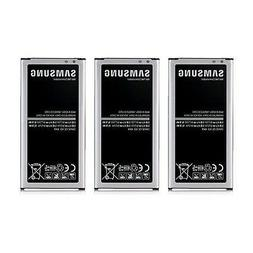 3 PACK New OEM Samsung EB-BG900BBZ Battery for Galaxy S5 ANY