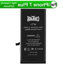 Cooligg 3270mAh High Capacity Replacement Battery For Apple