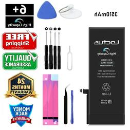 3300 mAh Battery for iPhone 6 Plus with  Replacement Tool Ki