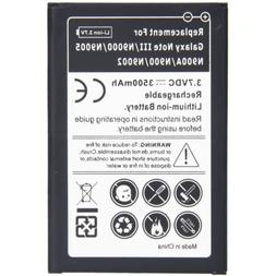 3500mAh Phone Battery Replacement for Samsung Galaxy Note3 /