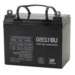 Universal Power Group 12V 35AH SLA Battery Replacement for A