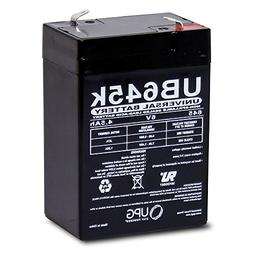 Universal Power Group 6V 4.5AH Replacement Battery for BB BP