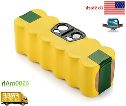 4.5Ah Replacement for IRobot Roomba Battery R3 500 600 700 8