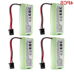 4X Rechargeable Cordless Home Phone Battery For Uniden BT-10