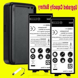 5420mAh Replacement Battery + Wall Charger Touch Pen for Ver