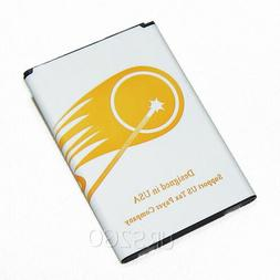 URS2GO 5770mAh Extended Slim Replacement Battery for Sprint