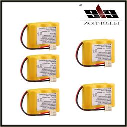 5pcs 3.6V 400mAh Ni-CD <font><b>Replacement</b></font> <font