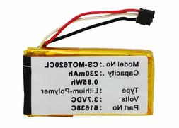 VINTRONS 61638C Replacement Battery  For MOTOROLA DECT 6.0,