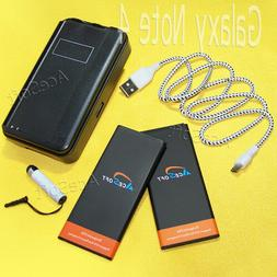 6980mAh Replacement Battery or Charger For Samsung Galaxy No
