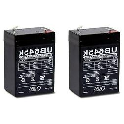 Universal Power Group 6V 4.5AH SLA Replacement Battery for J
