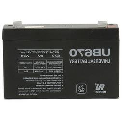 6v 7ah sla battery replacement for bmw