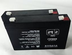 6V 7Ah Replacement Battery for Ride On Replacement 6V 7AH Ba