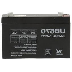 Universal Power Group 6V 7Ah SLA Replacement Battery for Car