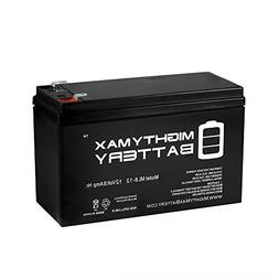 Mighty Max Battery 12V 8AH Replacement for ES500 ES550 ES750