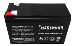 APC Back-UPS XS 1500  - Compatible Replacement Battery, 12V