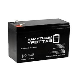 Mighty Max Battery 12V 9AH Replacement Battery for HAI 20A00